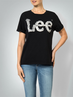 Lee T-Shirt mit Frontprint