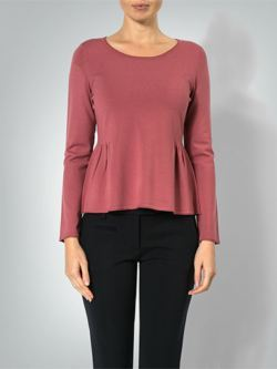 Marc O'Polo Pullover mit Raffdetails