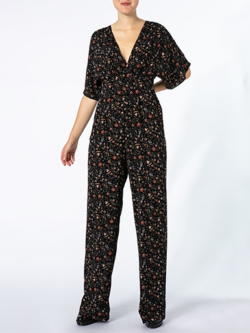 Pepe Jeans Jumpsuit in floraler Musterung