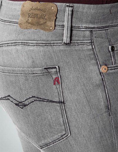 Replay Jeans Abey in Slim Fit 3