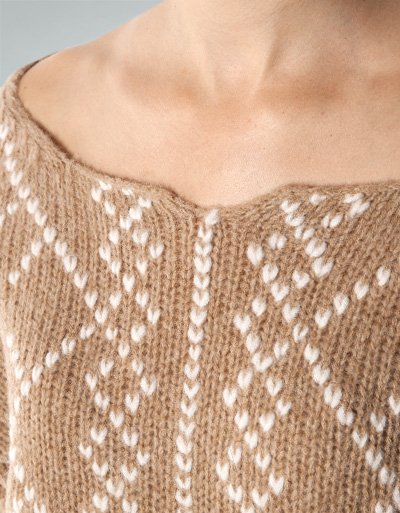Replay Pullover mit Strickmuster 2