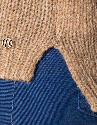 Replay Pullover mit Strickmuster 4