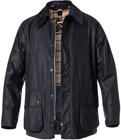 Barbour Jacke Bedale Wax navy MWX0018NY91