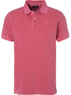 Barbour Polo-Shirt fuchsia MML0652PI72