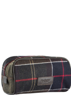 Barbour Tartan Wash Bag UBA0313TN11