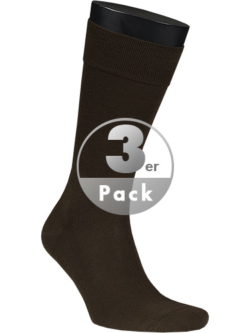Burlington Socken Dublin U.C. 3er Pack 21015/5233