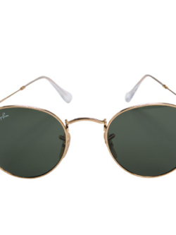 Ray Ban Brille Round Metal 0RB3447/001/3N