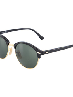 Ray Ban Sonnenbrille Clubround 0RB4246/901/3N